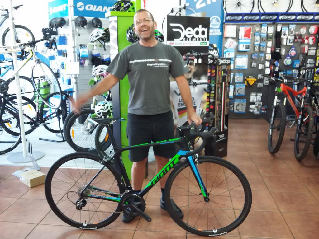 giant bikes 2017